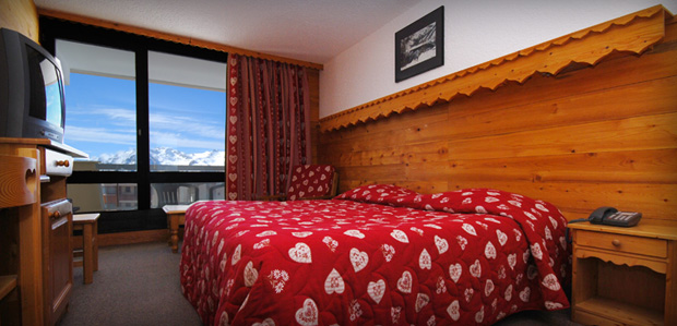 Chambre Hotel Alpe Dhuez